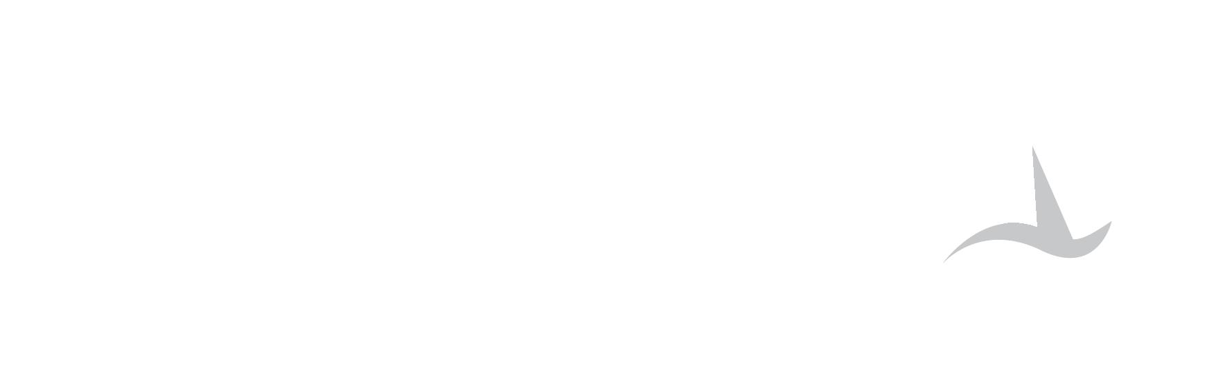 logo San HA White-01